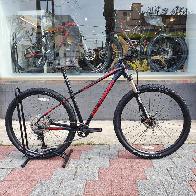 2021 엘파마 페이스 29인치6100 데오레12단 MTB 시마노 선투어 입문용 가성비 출퇴근 운동 자전거 추천