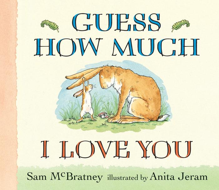 [영어독서지도]Guess how much I love you!스토리북