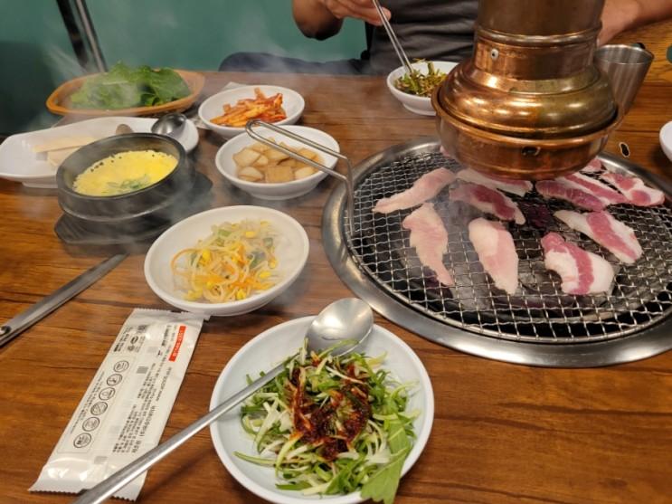 제주 삼화포크 정육식당, 삼화지구 흑돼지맛집