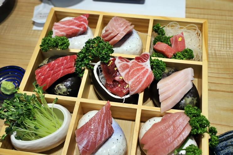 종각역 술집 로맨틱한 분위기의 참치 맛집